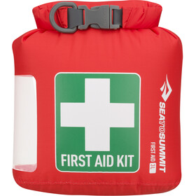 Sea to Summit First Aid Dry Sack Overnight Red